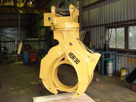 HDR90R with 44 Gal Drum clamp - picture2' - Click to enlarge