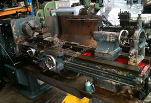 Nuttall centre lathe 420MM Dia  x 1300mm BC