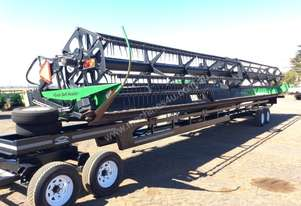 Honey Bee 42' Header Front Trailer Harvester/Header