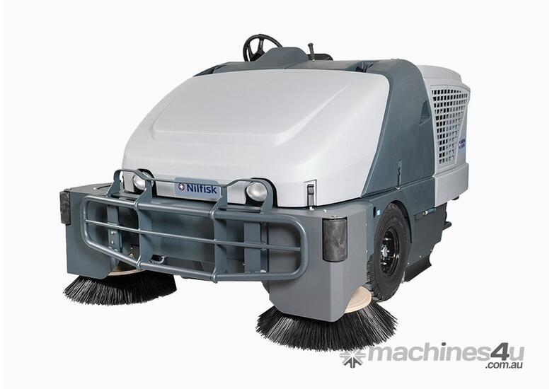 Ride On Sweeper- Diesel SW8000