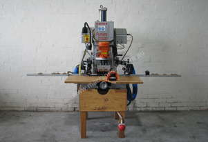 Hinge Borer Machine