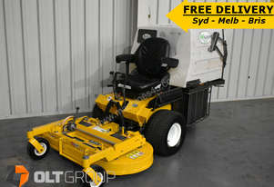 Walker MDDGHS Diesel Zero Turn Mower with Multi Deck ONLY 842 HOURS