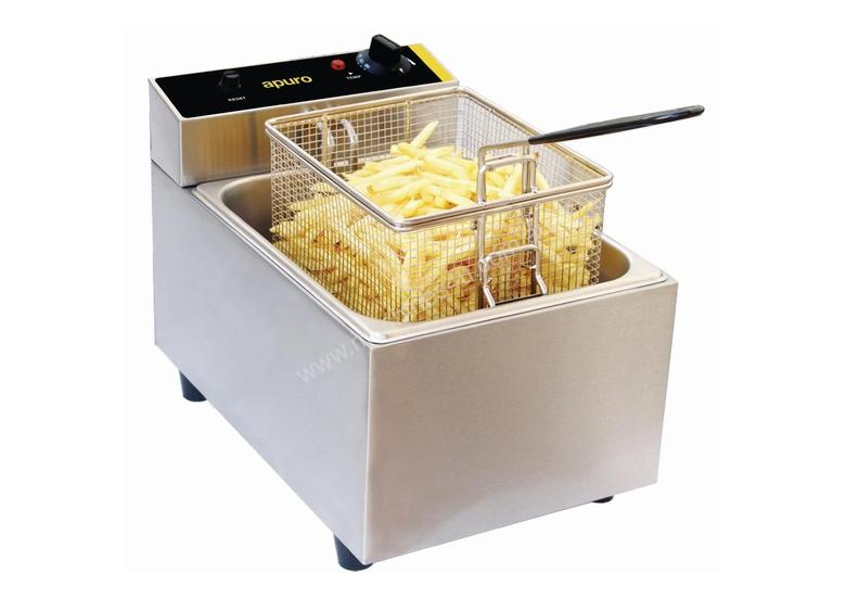 Apuro DL892-A - Single Fryer 5Ltr