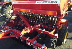 Duncan Renovator Classic Seed Drill