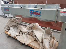TRUPRO CYCLONE 5hp 415v Industrial Dust Extractor Unit, Late Model $ 2,750. PROTEK 3 BAG 10hp Unit - picture18' - Click to enlarge
