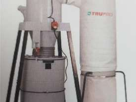 TRUPRO CYCLONE 5hp 415v Industrial Dust Extractor Unit, Late Model $ 2,750. PROTEK 3 BAG 10hp Unit - picture1' - Click to enlarge