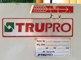 TRUPRO CYCLONE 5hp 415v Industrial Dust Extractor Unit, Late Model $ 2,750. PROTEK 3 BAG 10hp Unit - picture7' - Click to enlarge