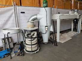 TRUPRO CYCLONE 5hp 415v Industrial Dust Extractor Unit, Late Model $ 2,750. PROTEK 3 BAG 10hp Unit - picture0' - Click to enlarge