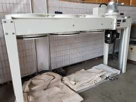 TRUPRO CYCLONE 5hp 415v Industrial Dust Extractor Unit, Late Model $ 2,750. PROTEK 3 BAG 10hp Unit - picture9' - Click to enlarge