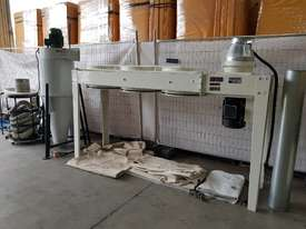 TRUPRO CYCLONE 5hp 415v Industrial Dust Extractor Unit, Late Model $ 2,750. PROTEK 3 BAG 10hp Unit - picture11' - Click to enlarge
