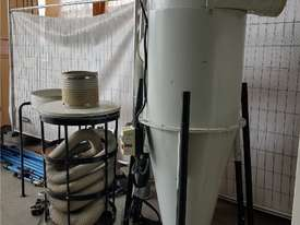 TRUPRO CYCLONE 5hp 415v Industrial Dust Extractor Unit, Late Model $ 2,750. PROTEK 3 BAG 10hp Unit - picture5' - Click to enlarge