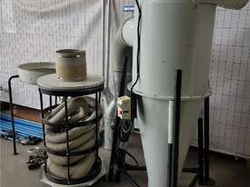 TRUPRO CYCLONE 5hp 415v Industrial Dust Extractor Unit, Late Model $ 2,750. PROTEK 3 BAG 10hp Unit - picture8' - Click to enlarge