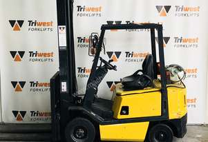 YALE 1.8T CONTERBALANCED FORKLIFT