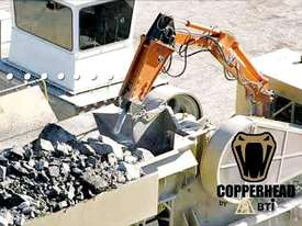 ASTEC-BTI COPPERHEAD MBS12 FIXED ROCKBREAKER SYSTEM - picture2' - Click to enlarge