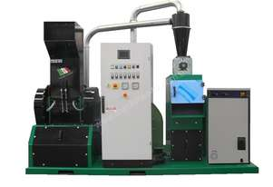 Cable recycling machine IRS Kombi