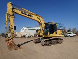 Komatsu PC200-8 Excavator - picture0' - Click to enlarge