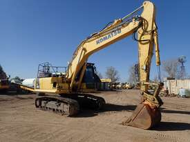 Komatsu PC200-8 Excavator - picture4' - Click to enlarge