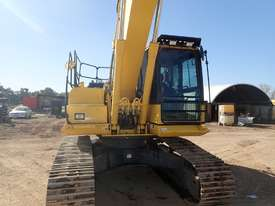 Komatsu PC200-8 Excavator - picture5' - Click to enlarge
