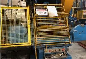HME Stamping Press 75 Ton, Fluid/Friction Clutch, Runs Well!