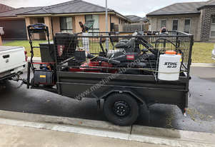 Toro Z Master Zero Turn Mower, 8x5 Box Trailer, Toro Self Propelled Lawn Mower and much more
