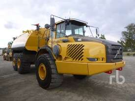 VOLVO A40E Water Wagon - picture1' - Click to enlarge