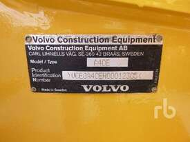 VOLVO A40E Water Wagon - picture5' - Click to enlarge