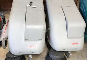 Comac   CS50BT Sweeper