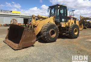 Caterpillar 1999 Cat 972G Wheel Loader