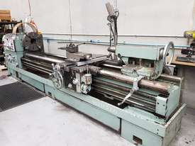 Lathe - 3000mm between centres, 630mm swing - picture0' - Click to enlarge