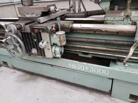 Lathe - 3000mm between centres, 630mm swing - picture7' - Click to enlarge