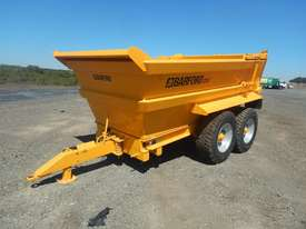 Unused 2018 Barford D16 16 Ton Twin Axle Dump Trailer  - picture0' - Click to enlarge