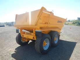 Unused 2018 Barford D16 16 Ton Twin Axle Dump Trailer  - picture2' - Click to enlarge