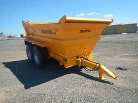 Unused 2018 Barford D16 16 Ton Twin Axle Dump Trailer  - picture3' - Click to enlarge