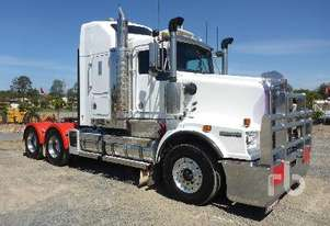 KENWORTH T658 Prime Mover (T/A)
