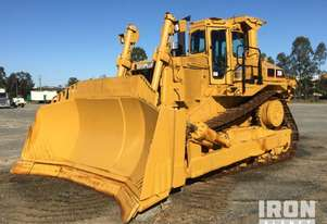 Caterpillar 1990 Cat D9N Crawler Dozer