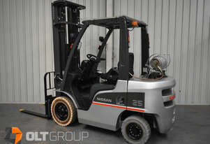 Nissan P1F2A25DU 2500kg Forklift 6000mm Lift Height Sydney