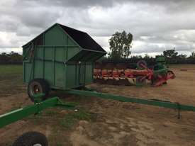 Custom Outback Chaff Cart Multifunction Unit Harvester/Header - picture1' - Click to enlarge