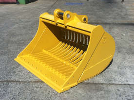 Sieve/Skeleton Buckets - HARDOX Construction - picture0' - Click to enlarge