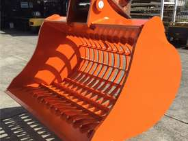 Sieve/Skeleton Buckets - HARDOX Construction - picture3' - Click to enlarge