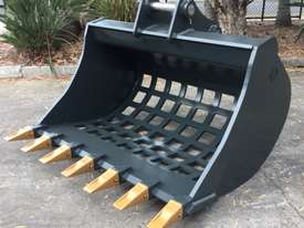 Sieve/Skeleton Buckets - HARDOX Construction - picture4' - Click to enlarge