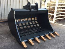 Sieve/Skeleton Buckets - HARDOX Construction - picture6' - Click to enlarge