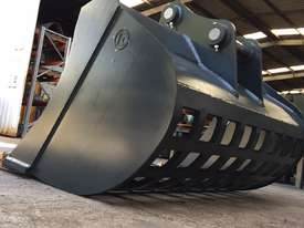 Sieve/Skeleton Buckets - HARDOX Construction - picture7' - Click to enlarge