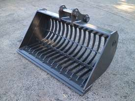 Sieve/Skeleton Buckets - HARDOX Construction - picture8' - Click to enlarge