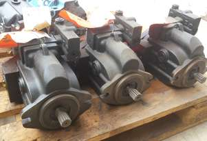 HYDRAULIC PISTON  PUMP