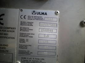 Ulma Super-Chik Tray Wrapper