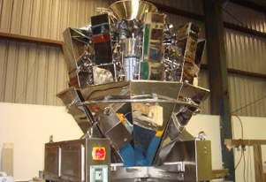 20 Head Multihead Weigher (Dimple Plate)