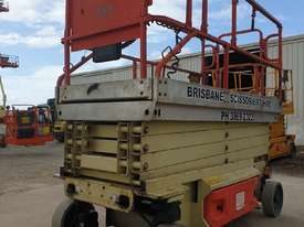 32ft Electric scissor lift JLG - picture0' - Click to enlarge