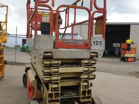 32ft Electric scissor lift JLG - picture3' - Click to enlarge
