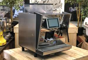 THERMOPLAN BLACK&WHITE3 CTS FULLY AUTOMATIC ESPRESSO COFFEE MACHINE