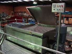 Double Helix S/S Ribbon Blender (3000L) on Platform - picture2' - Click to enlarge